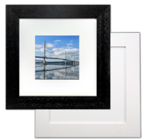 Forth Bridges, Framed Print FMC_62_5x5